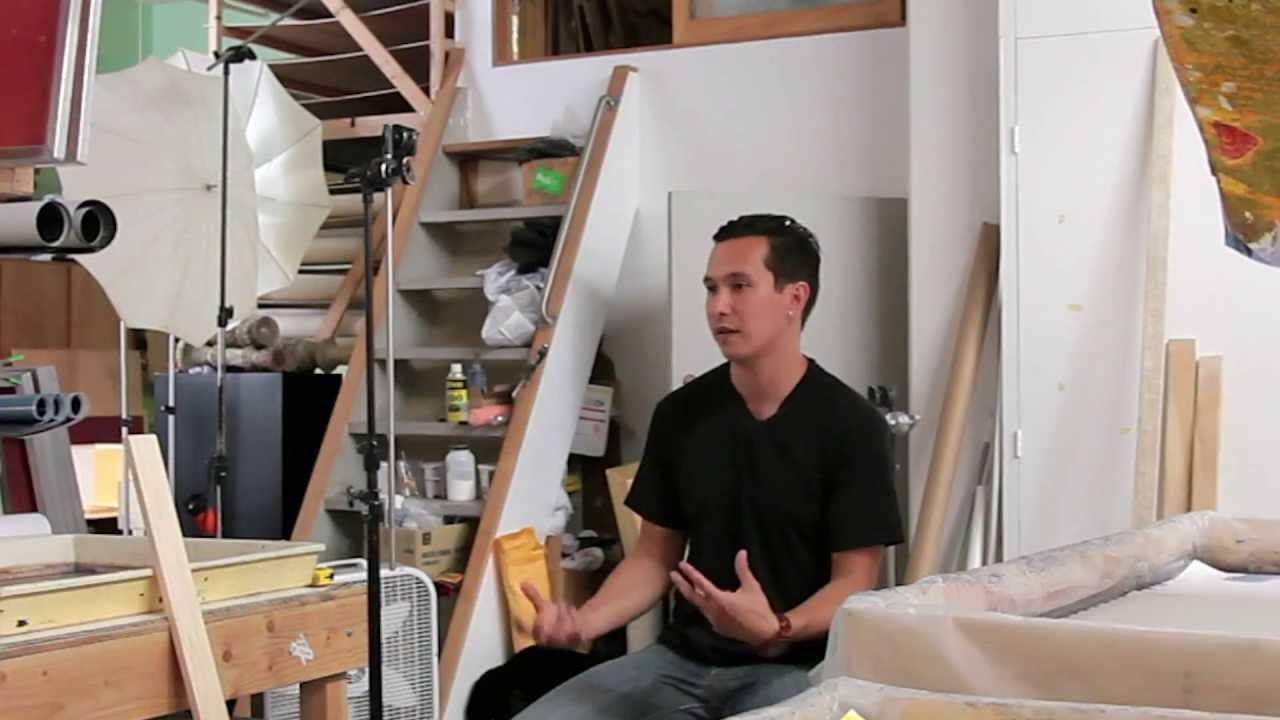 ASX.TV: In the Studio with Matthew Brandt (2013)