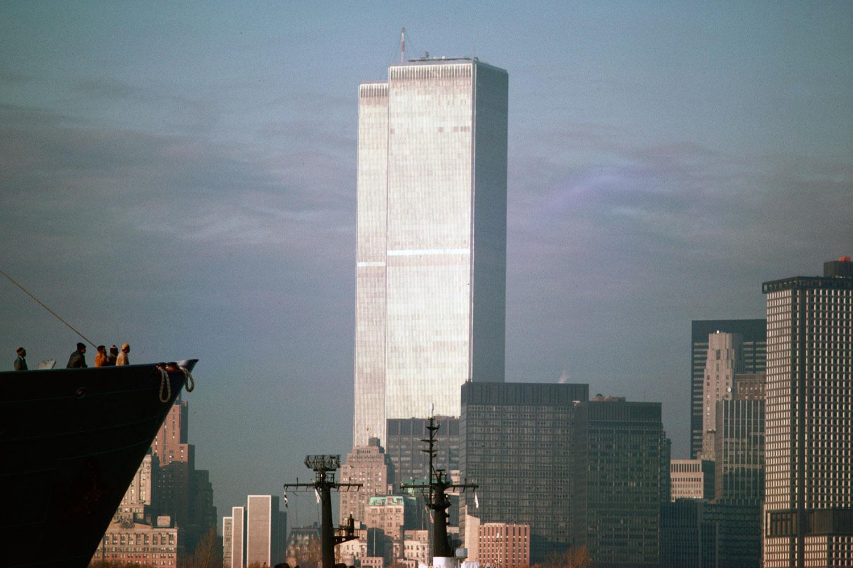 Camilo Jose Vergara On Looking At The World Trade Center
