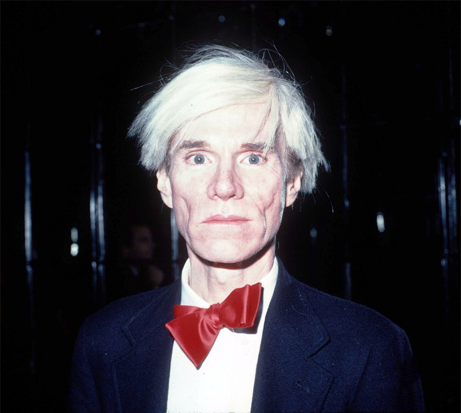 Andy Warhol at Studio 54