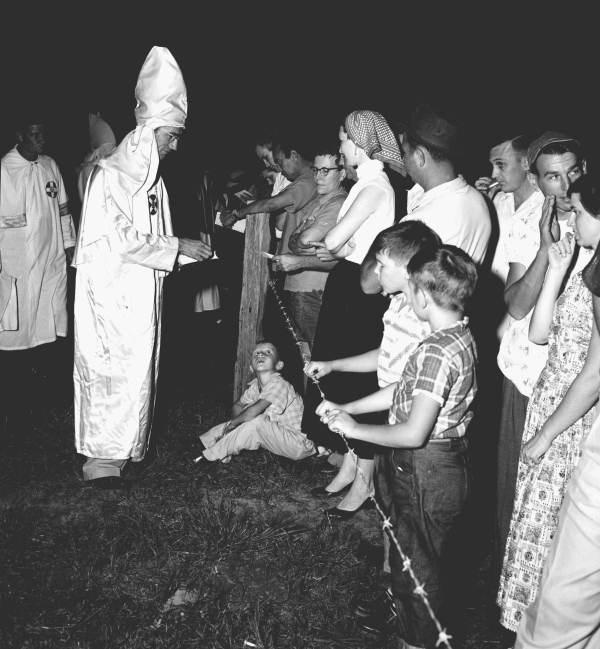KKK Cross Burnings, The Garden Of Eden And Florida Family