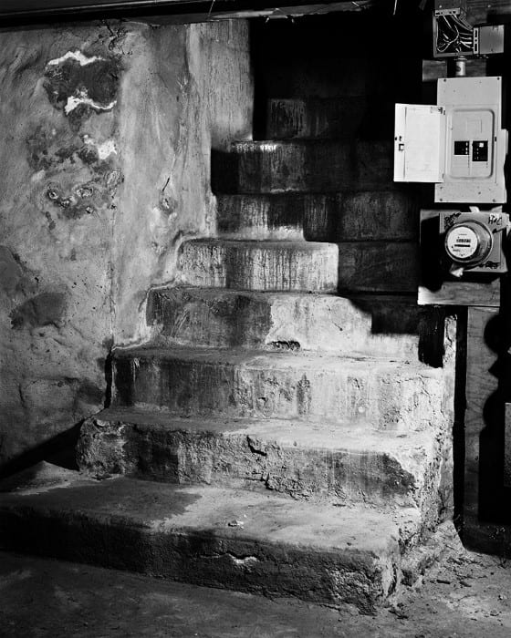Down Cellar Stairs (Custom) (2)