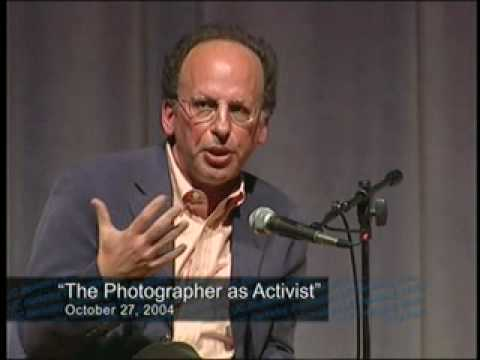 "ASX.TV: Sebastiao Salgado – ""The Photographer as Activist"" (2008)"