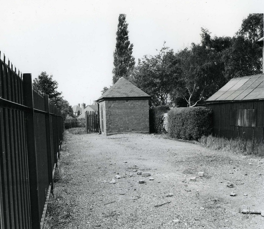 1 Unidentified Substation, 1974 668 b