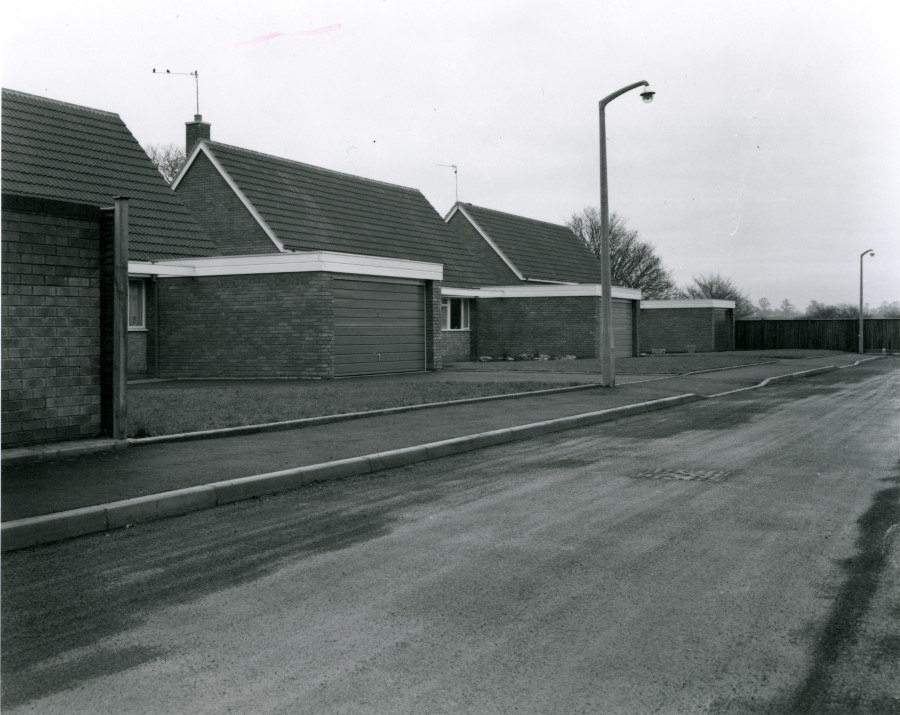 1a Tye Gardens, Stourbridge, 1973 (Custom)