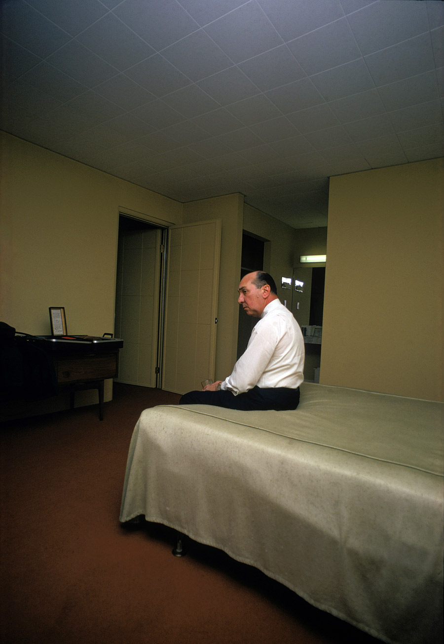 william eggleston huntsville alabama 1971 self portrait american