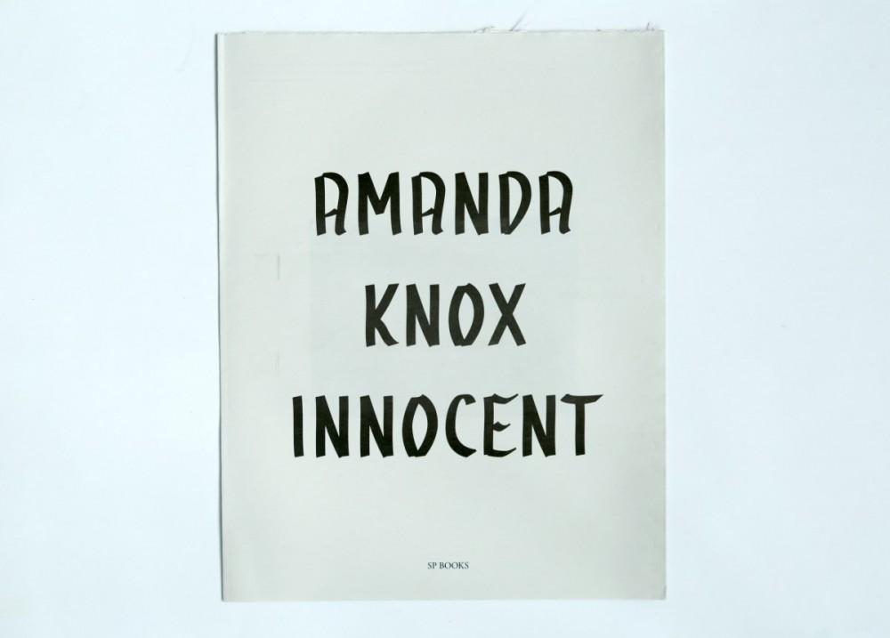Amanda Knox Peter Mann C1 (Custom)
