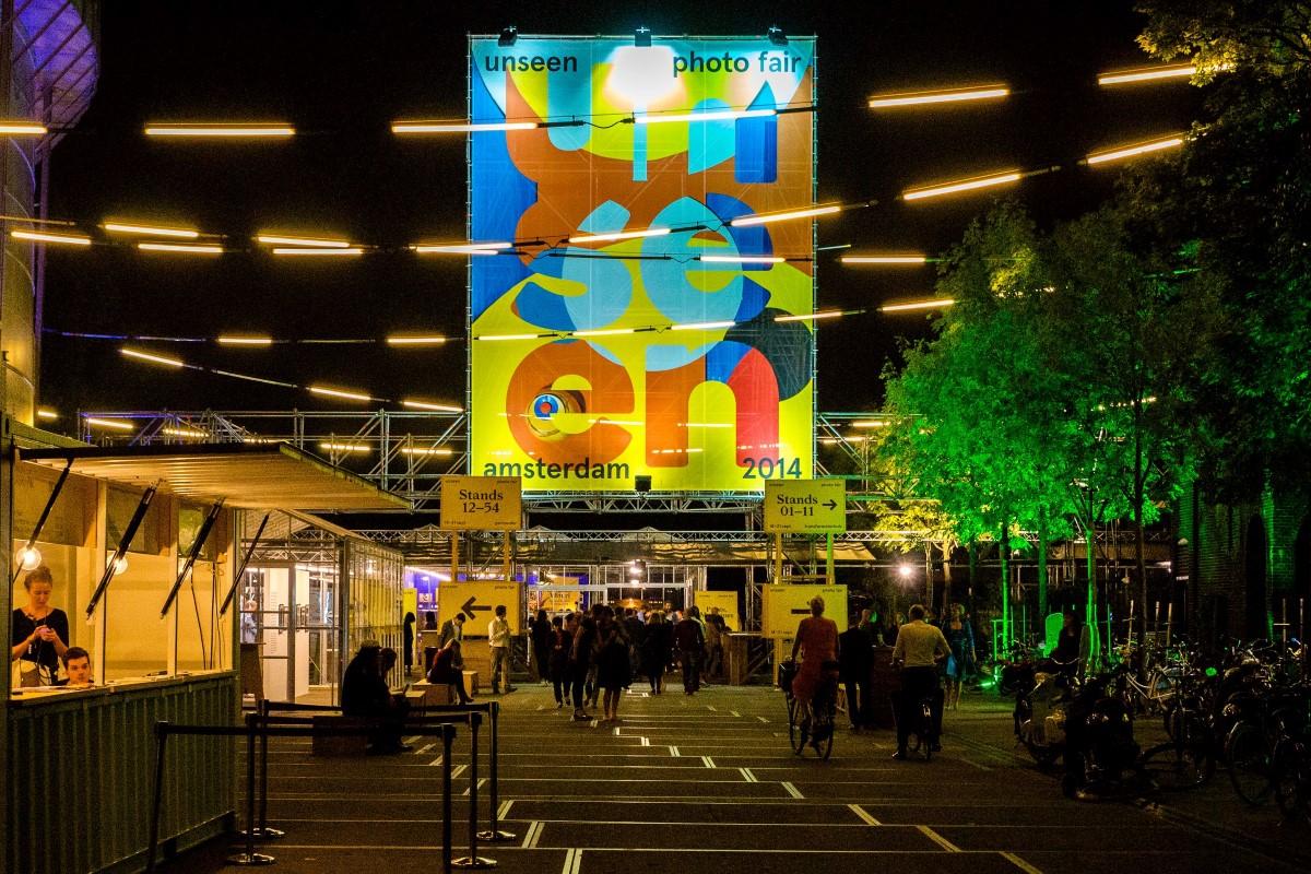 Unseen Photo Fair 2014, Westergasfabriek, Amsterdam