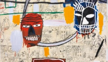 Jean-Michel Basquiat Untitled (Soap), (1983-84) (Custom) (2)