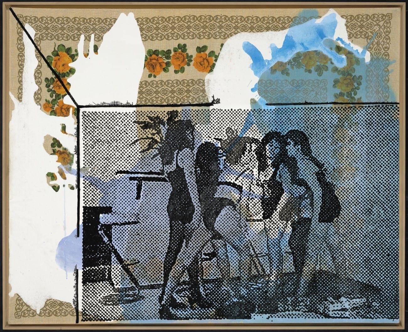 Sigmar-Polke-Frauen-1999-Bikini (Custom)
