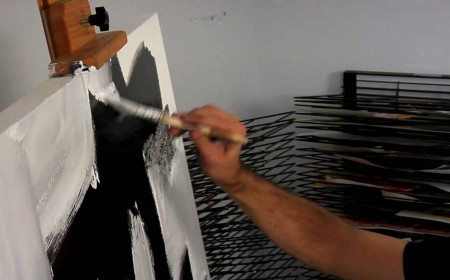 ASX.TV: The Painting Techniques of Franz Kline: Chief
