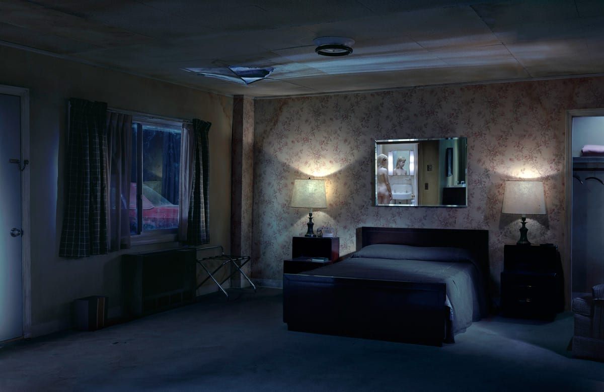 gregory crewdson beneath the roses american suburb x