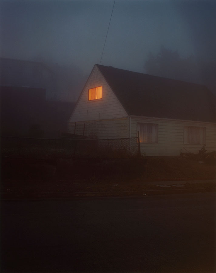Todd Hido House Hunting 2001 American Suburb X