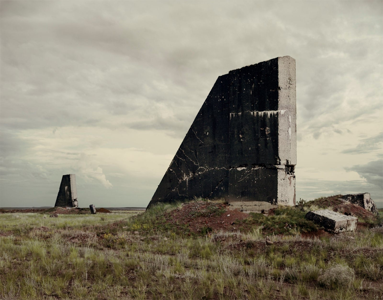 The Polygon Nuclear Test Site I (After The Event), Kazakhstan 2011 (Custom) (2)