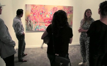 ASX.TV: Petra Cortright @ Depart Foundation (2015)
